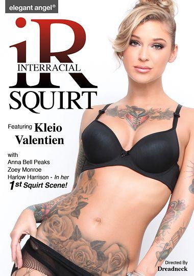 Kleio Valentien and Anna Bell Peaks in the new Elegant Angel movie, IR Squirt