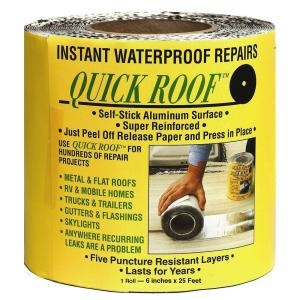 Instant Waterproof Repair And Re Roofing Material Qr625 At