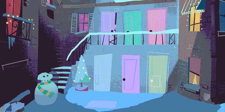 Google Spotlight Stories : behind Google's new interactive animated short