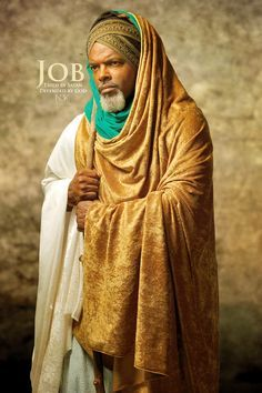 "JOB.  ///  ""Icons of the Bible"" by photographer James C. Lewis of Noire3000 / N3K Photo Studios"