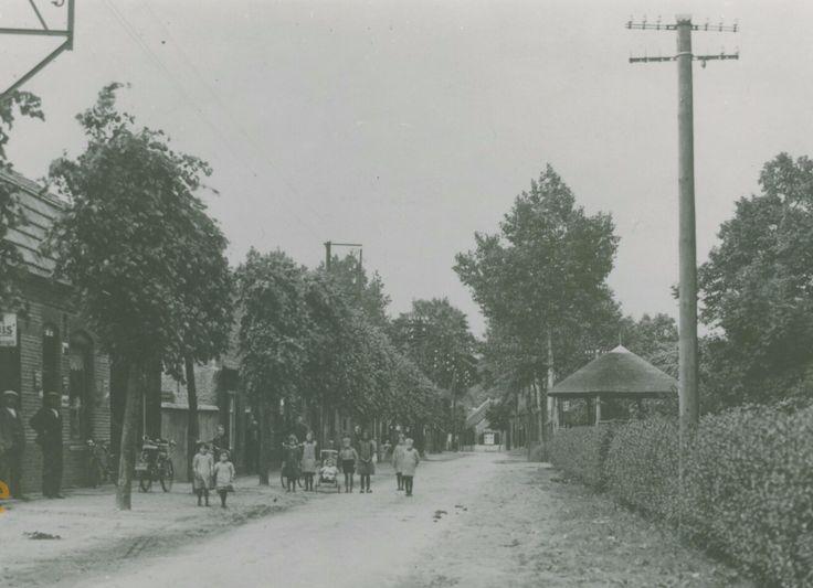 Veerstraat te Breugel, 1900 - 1910
