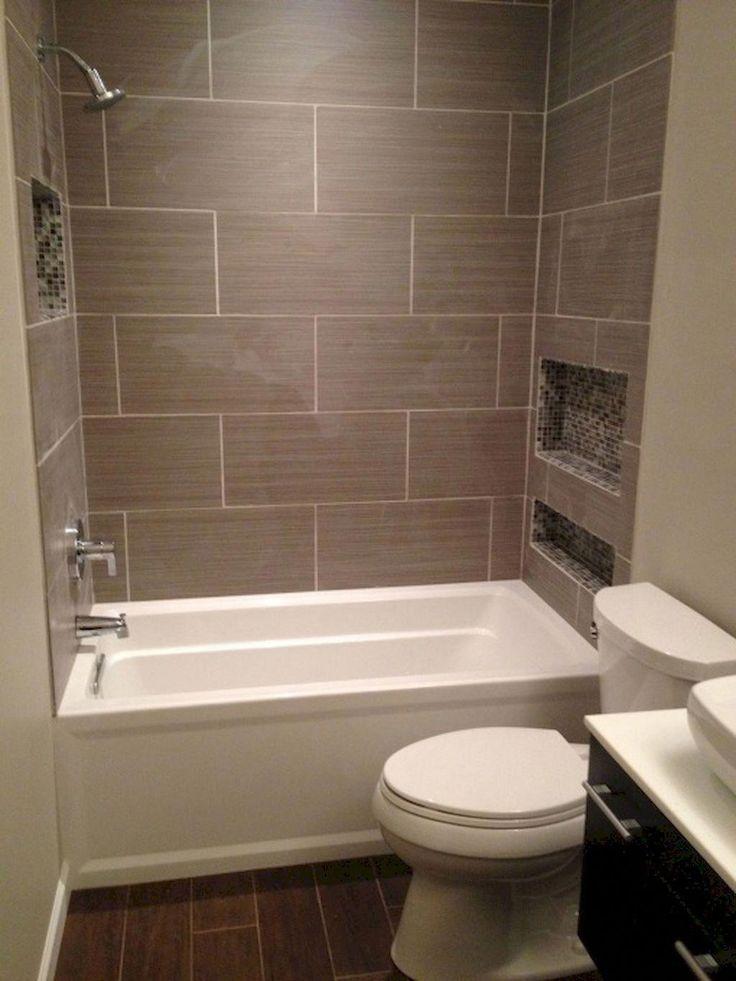 50 Houseroom Bathroom Remodel Ideas On A Budget Small Bathroom Small Bathroom Remodel Guest Bathroom Remodel