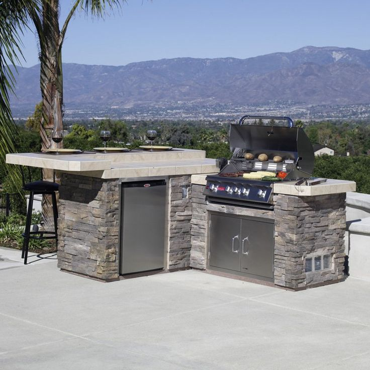 Gourmet Q Outdoor Grill Island By Bull Outdoor Products: Best 25+ Grill Island Ideas On Pinterest