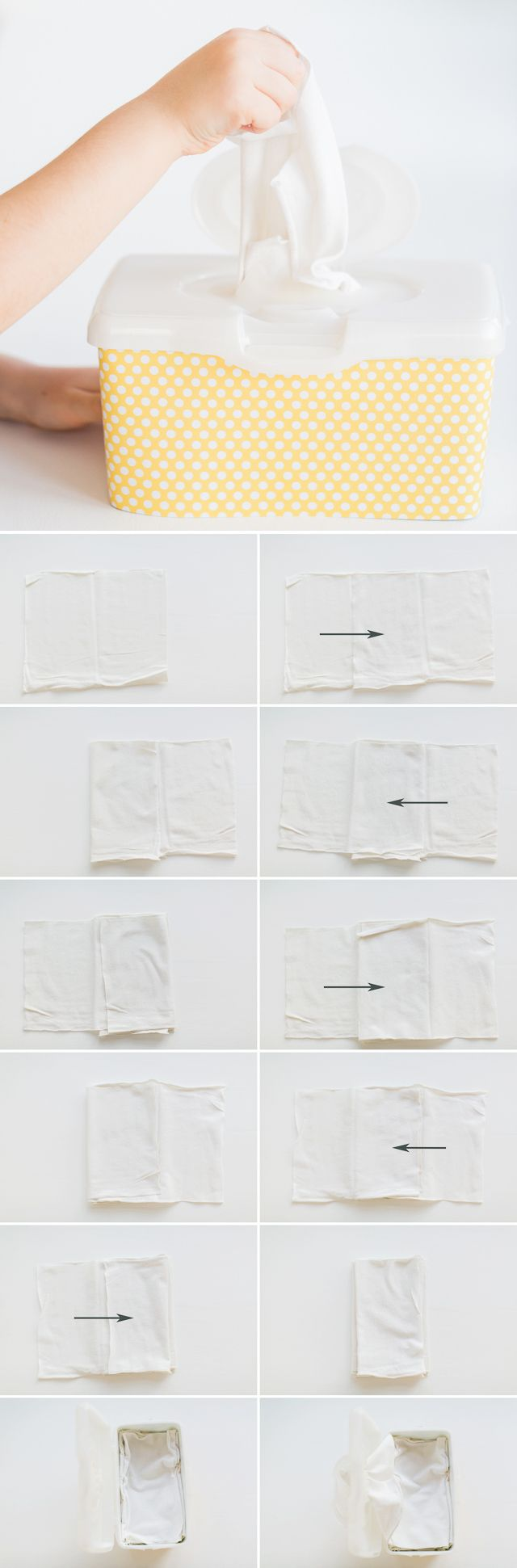 DIY Re-usable Cleaning Cloth Kits - This is a great Earth Day project to make with the kiddos. We used to go through so many paper towels at our house. We feel much better about using these reusable kits and the kiddos had a great time making them with me - super simple.