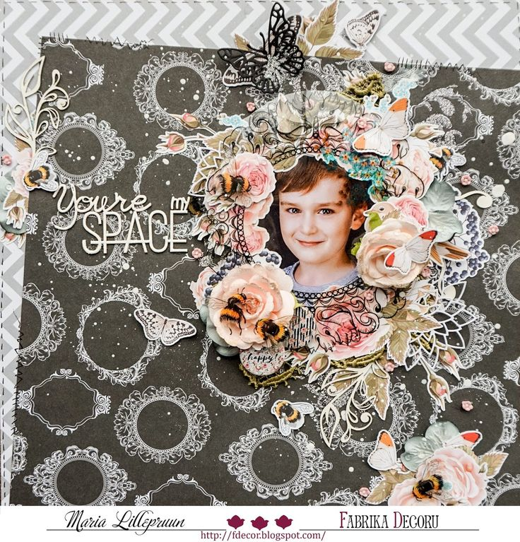 Sweet layout by Maria Lillepruun