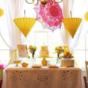 Bash Corner - http://www.bashcorner.com/top-ten-decoration-ideas-for-baby-shower/