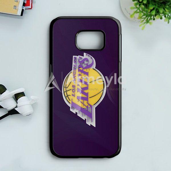 La Lakers Los Angeles Basketball Nba Samsung Galaxy S7 Case   armeyla.com