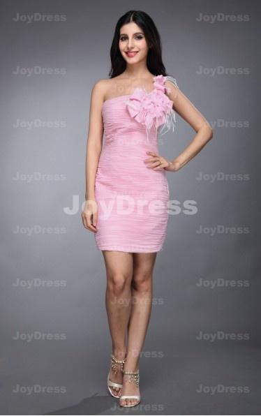 bodycon dress uk,lower Sheath One Shoulder Short Dress