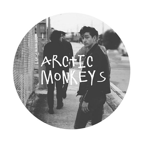 Artic Monkeys. quickly becoming one of my very favorites