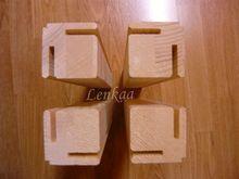 Hranoly na pletení | Pletení z papíru