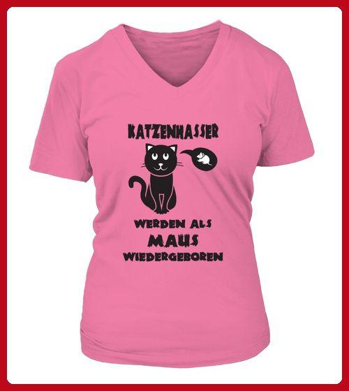 STRENG LIMITIERT Katzenhasser - Katzen shirts (*Partner-Link)