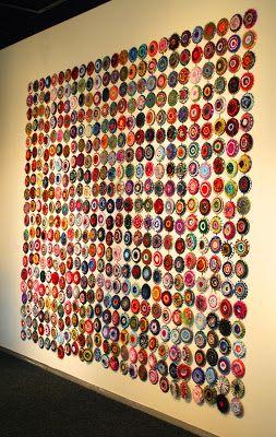 I'm in love!  CD Weaving