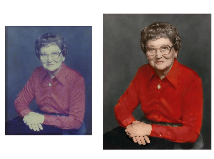 Make your photos Happy! Restore them Back to Life... Try It Now!