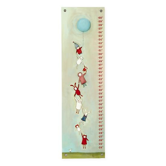 The Land of Nod   Fly Together Growth Chart in Growth Charts $49