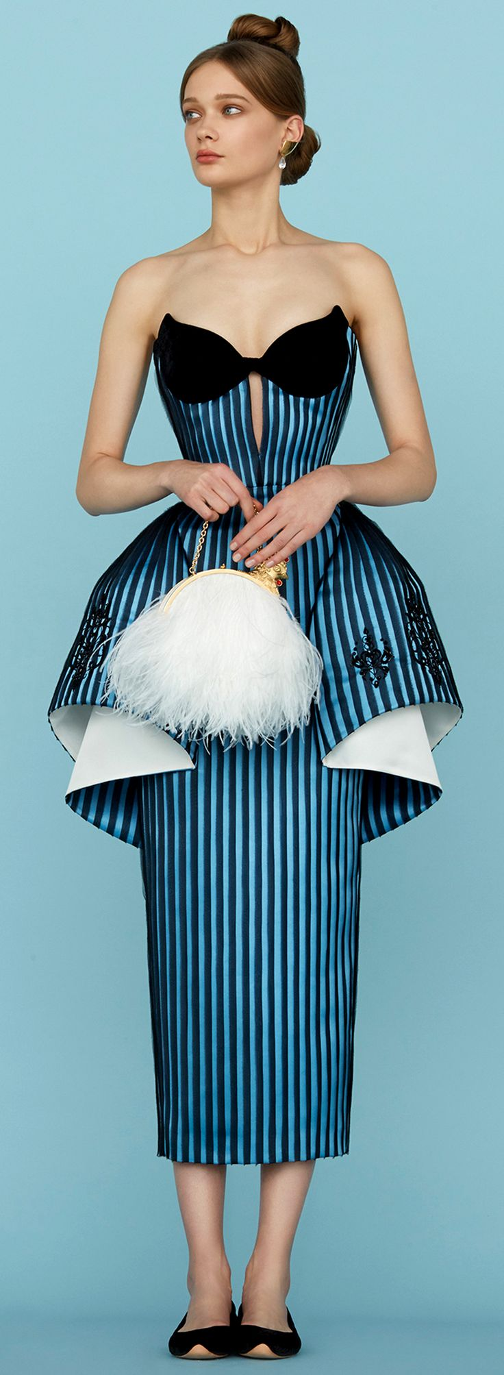 Ulyana Sergeenko Spring 2015 Couture - Collection - Gallery -