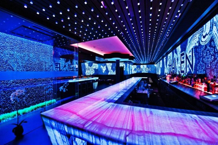 Haven is Miami's nightlife destination du jour. Exquisite cocktails and a dress code to match; it's the clear choice for a swanky good time.