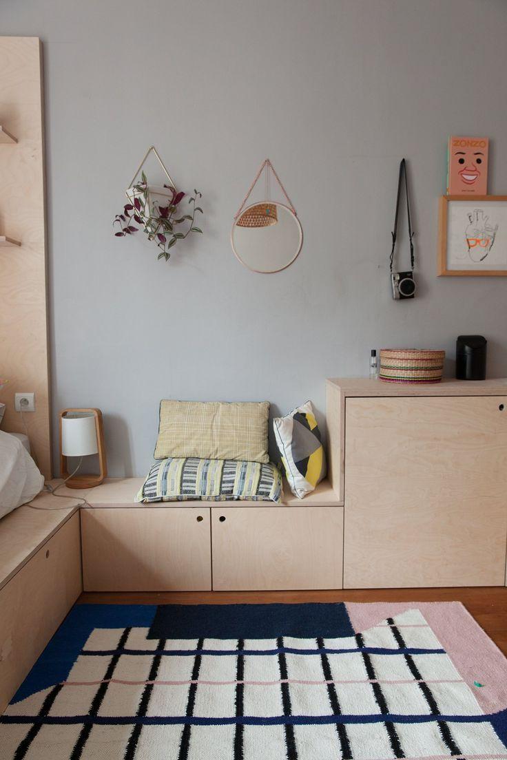 Apartment Kinderzimmer Creative Ma Poésie Elsa Poux Paris