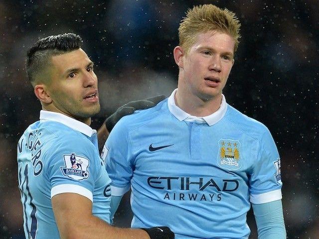 Team News: De Bruyne returns for Man City #Manchester_City #Bournemouth #Football