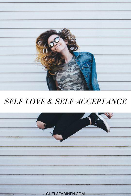 A messageof love & encouragementaddressing self-love, self-acceptance, and bullying | ChelseaDinen.com