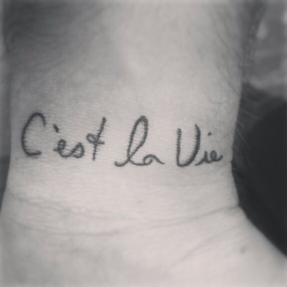 French Tattoo Ideas