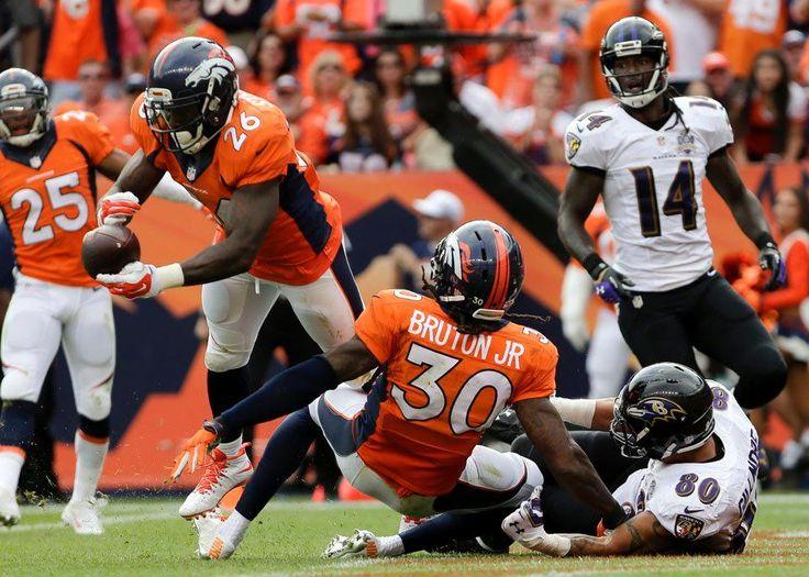 Broncos vs Ravens - 9/13/15
