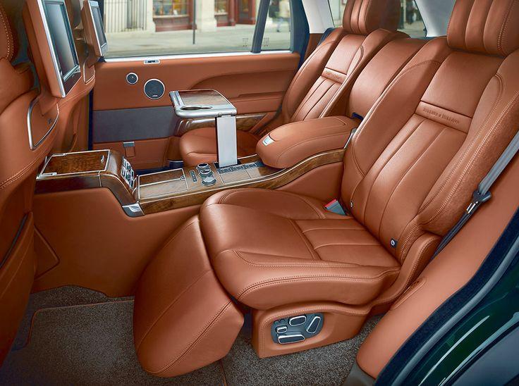 Land Rover et Holland & Holland créent le Range Rover le plus luxueux - via Jaguar Land Rover Fréjus www.jaguarlandrover-cotedazur.com