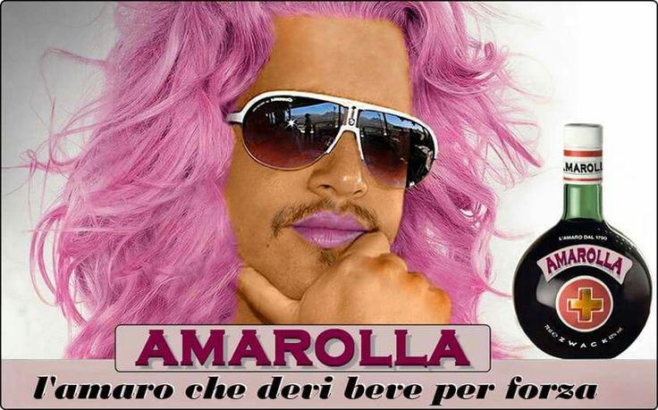Amarolla = Per forza !!