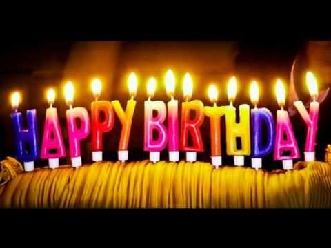 ΧΡΟΝΙΑ ΠΟΛΛΑ για τα γενεθλια σου... - YouTube