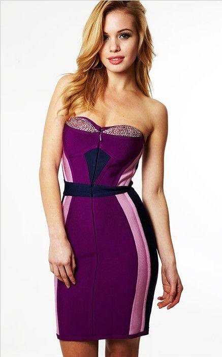 Vestidos de Herve Leger Красивые платья только цена USD $ 66