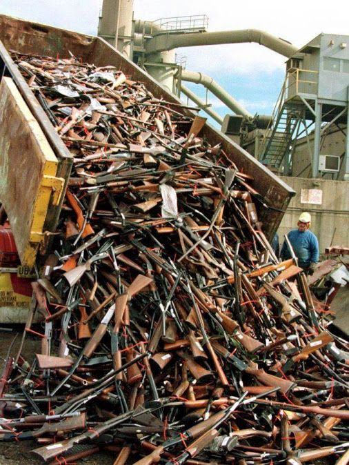 Australian Gun Law Update; Here's a thought to warm some of your hearts....…
