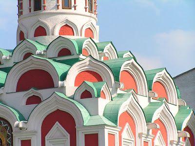Resultado de imagen para arquitectura rusa edad media
