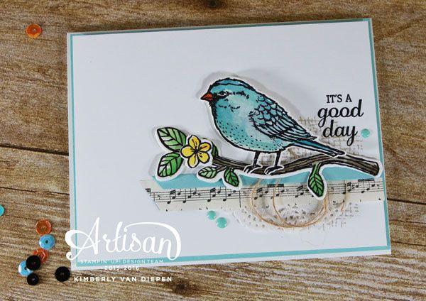 Best Birds- Stampin' Up! - StampinByTheSea.com