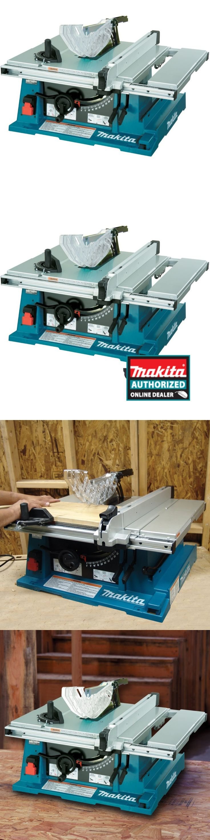 Table Saws 122835: Makita 2705 10-Inch Contractor Table Saw -> BUY IT NOW ONLY: $607.57 on eBay!