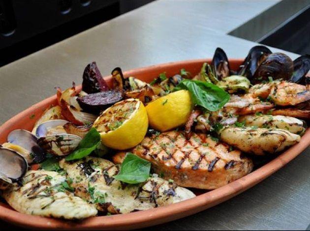 Pipa / Şef Marco Russo'dan ızgara balık
