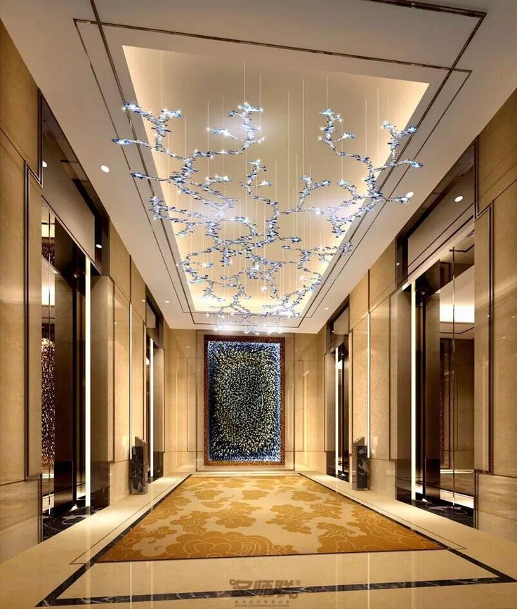 Pin By Gladiator L On Hall Lobby Design Ceiling Light