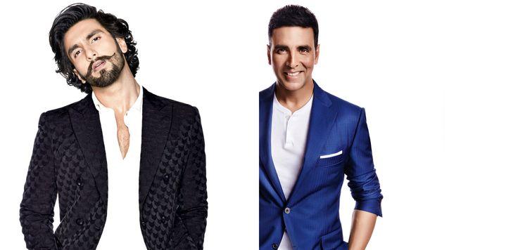 Ranveer Singh to Replace Akshay Kumar in Singh Is Kinng Sequel