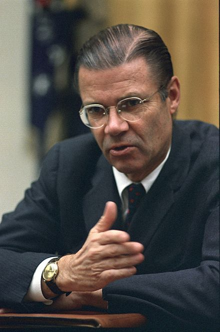 the moral disengagement of robert mcnamara For his award-winning documentary, `the fog of war' a study of the moral complexities of war and those who wage it - errol morris has found the perfect subject in robert s mcnamara, the man who served as secretary of defense in the early days of the vietnam war.