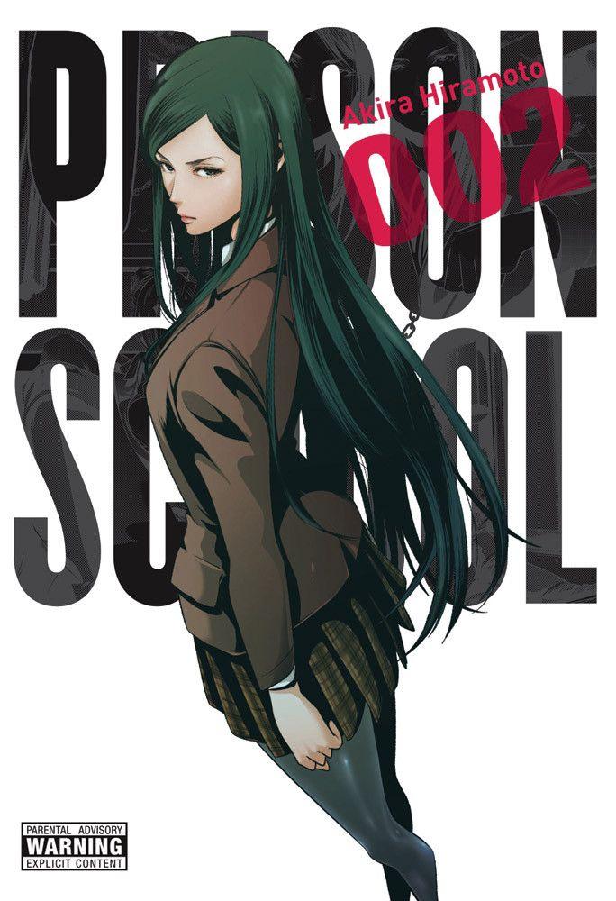 Prison School Manga Omnibus 2
