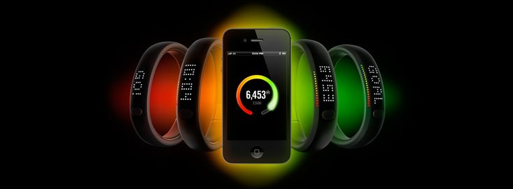 Integration from Fuelband with the iPhone is amazing...