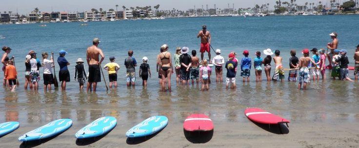 Swim Long Beach Offers A Day Camp Through Balf Activities