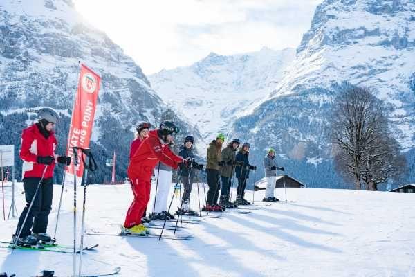 1 Day Beginner Ski Package - Outdoor Interlaken