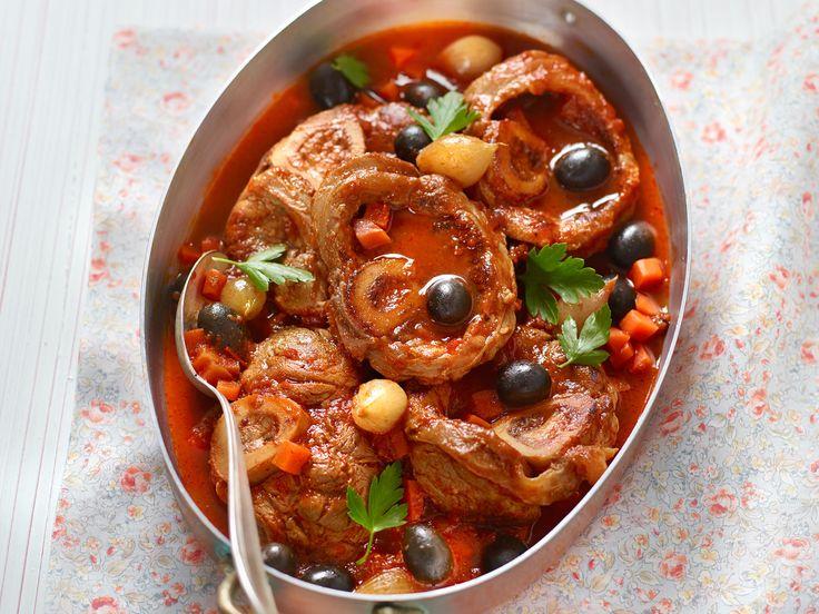 17 meilleures id es propos de recette osso bucco sur - Cuisine italienne osso bucco ...