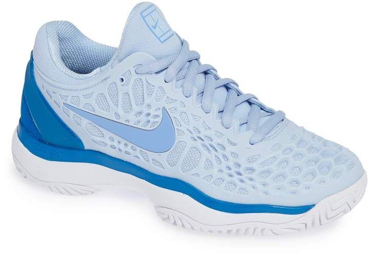 2424a113f8e2 Nike Air Zoom Cage 3 HC Tennis Shoe  AffiliateLink