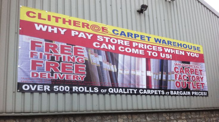 Come and Visit our Clitheroe Carpet Warehouse and grab a bargain from our large selection of Roll-ends and Laminate flooring