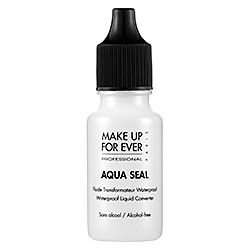 MAKE UP FOR EVER - Aqua Seal   #sephora $21 makes any makeup waterproof-- i think i'll give it a try