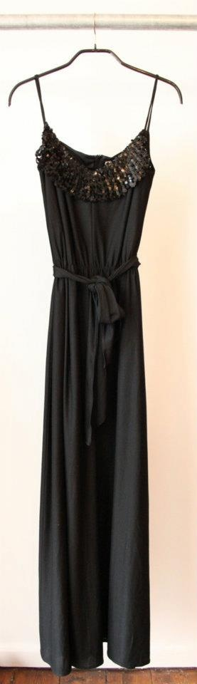 80's Hermann Lange vintage dress  100% polyester  Size 38  Dkk 200,-  Available in Beware of Limbo Dancers