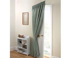 portieres curtains for doorways | Portiere - Door Curtain Pole
