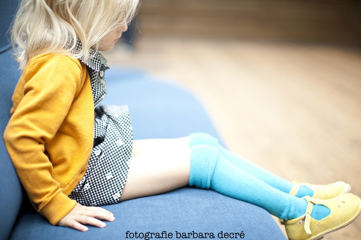 Barbara decre - instead of a dress, maybe shorts romper, is more play friendly.