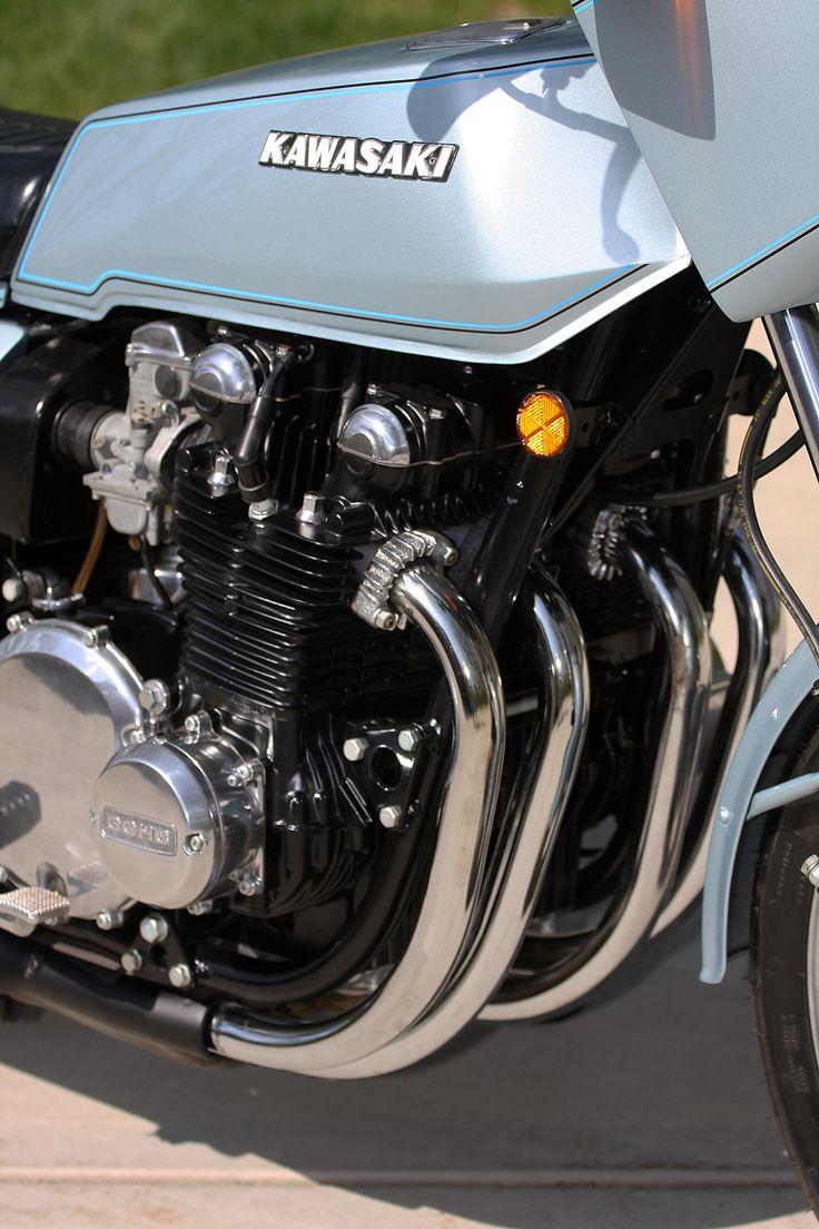 1978 Kawasaki Z1-R - 4-cylinder engine