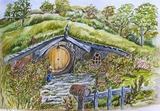 ... Teto verde on Pinterest  Green roofs, Hobbit hole and Cob houses